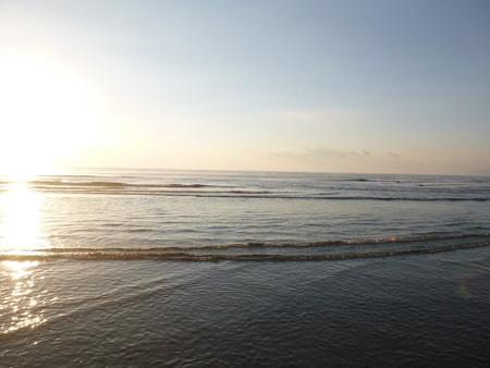 ヒラメは凪ってる日よりも荒れた日の方が釣れるという説