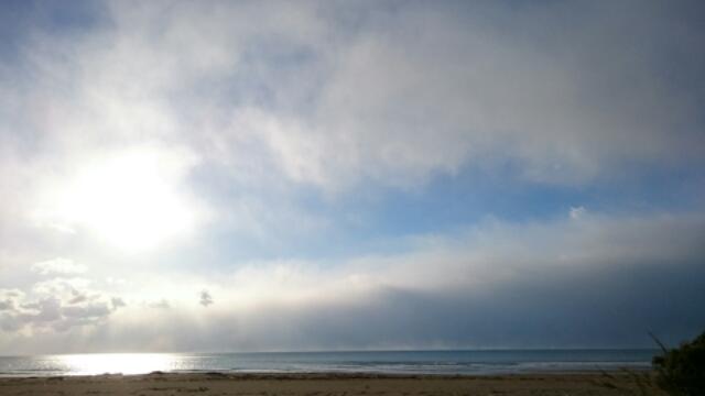 波を見てポイントを絞れば意外とヒラメは簡単にヒットする