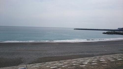 じゃりじゃり浜