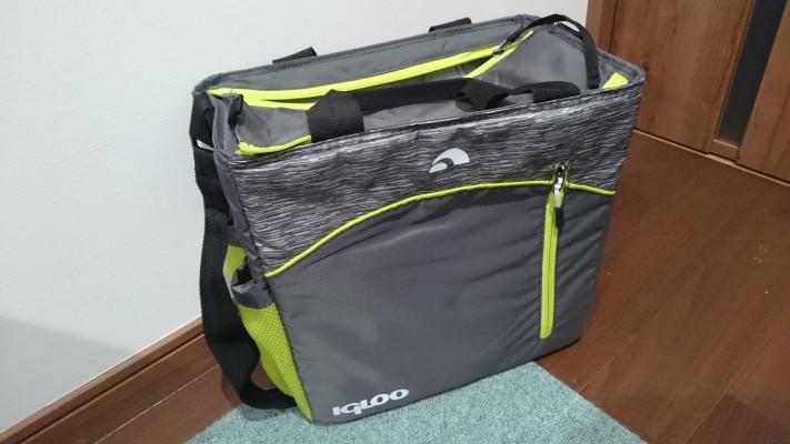 【クーラーバッグ】移動用に便利そうなクーラーバッグを買ってみた