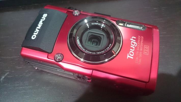 【デジタルカメラ】10年ぶりのデジカメ更新【OLYMPUS STYLUS TG-4 Tough 】