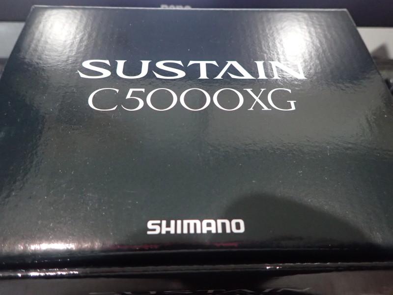 サステインC5000XGが届いた