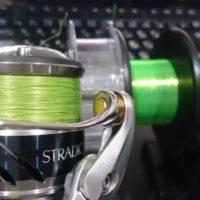 リールの下糸を巻くのが簡単になる!高速リサイクラーで楽にぴったり巻く方法